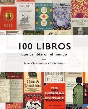 100 LIBROS QUE CAMBIARON EL MUNDO