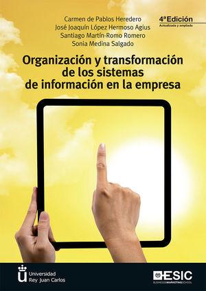 ORGANIZACIÓN Y TRANSFORMACIÓN SISTEMAS INFORMACIÓN EMPRESA