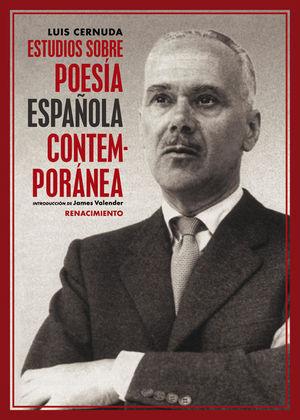 ESTUDIOS SOBRE POESÍA ESPAÑOLA CONTEMPORÁNEA