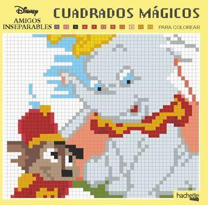 CUADRADOS MÁGICOS-AMIGOS INSEPARABLES