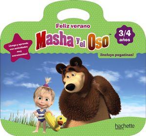FELIZ VERANO MASHA Y EL OSOC 3-4 AÑOS