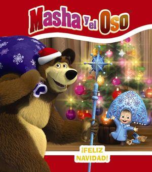 MASHA Y EL OSO-FELIZ NAVIDAD!
