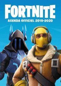 AGENDA ESCOLAR OFICIAL 2019-2020 - FORTNITE