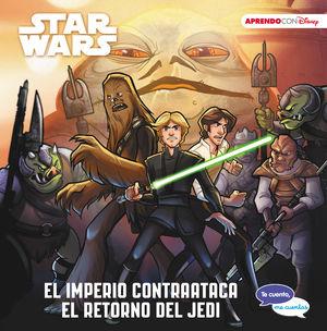 STAR WARS. TE CUENTO ME CUENTAS EP.V-VI