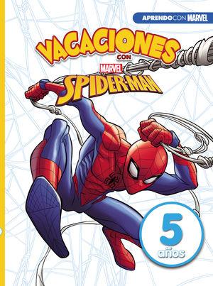 VACACIONES SPIDER-MAN 5 AÑOS
