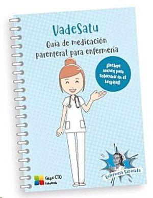 VADESATU GUIA DE MEDICACION PARENTAL PARA ENFERMER