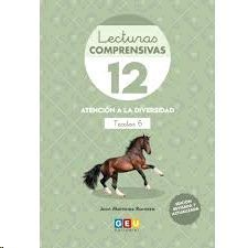 LECTURAS COMPRENSIVAS 12 2ª
