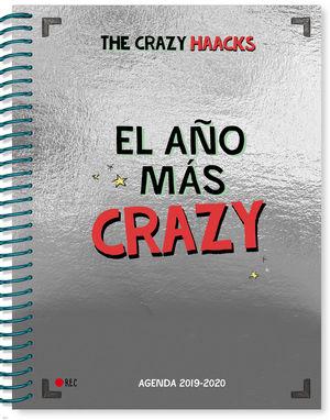 (2019-2020).AGENDA ESCOLAR AÑO MAS CRAZY