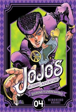 JOJO'S BIZARRE ADVENTURE 21 DIAMOND IS UNBREAKABLE 04