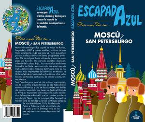 MOSCÚ Y SAN PETERSBURGO 2019
