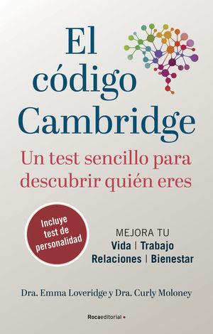 CODIGO CAMBRIDGE, EL