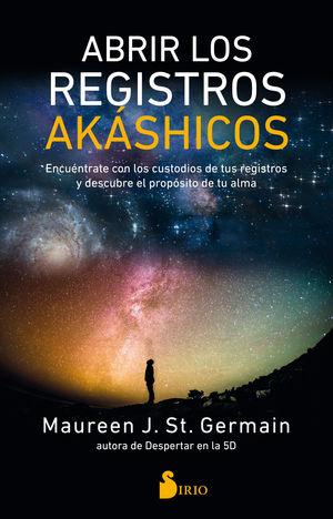 ABRIR LOS REGISTROS AKÁSHICOS