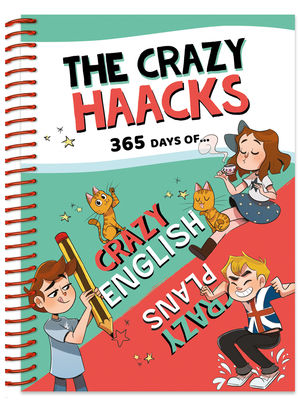 365 DAYS OF CRAZY ENGLISH