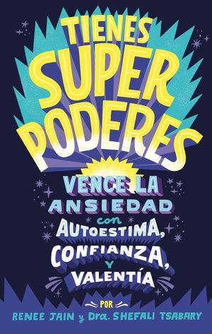 TIENES SUPERPODERES