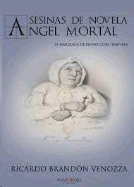 ASESINAS DE NOVELA ANGEL MORTAL