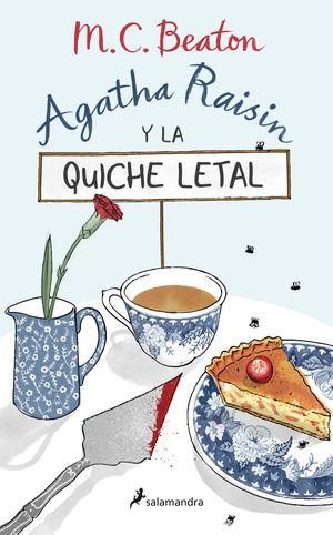 AGATHA RAISIN Y LA QUICHE LETAL