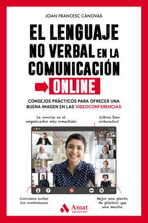 EL LENGUAJE NO VERBAL EN LA COMUNICACIÓN ONLINE