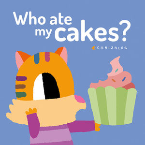 WHO ATE MY CAKE INGLES