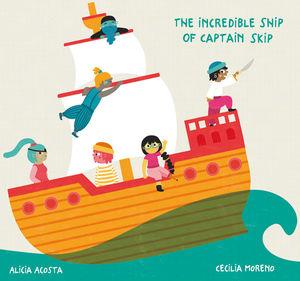 THE INCREDIBLE SHIP OF CAPTAIN SKIP