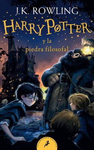 HARRY POTTER Y LA PIEDRA FILOSOFAL (HARRY POTTER 1) NE