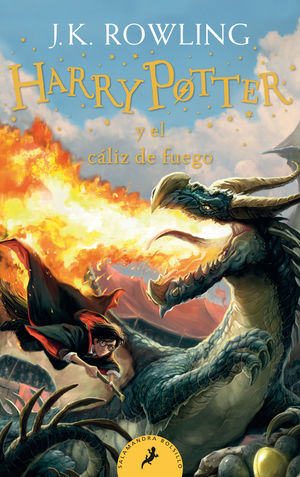 HARRY POTTER Y EL CÁLIZ DE FUEGO (HARRY POTTER 4) NE
