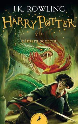 HARRY POTTER Y LA CÁMARA SECRETA (HARRY POTTER 2) NE