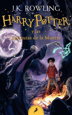 HARRY POTTER Y LAS RELIQUIAS DE LA MUERTE (HARRY POTTER 7) NE