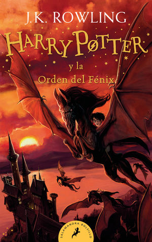 HARRY POTTER Y LA ORDEN DEL FÉNIX (HARRY POTTER 5) NE