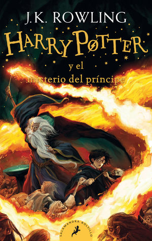 HARRY POTTER Y EL MISTERIO DEL PRINCIPE (HARRY POTTER 6) NE
