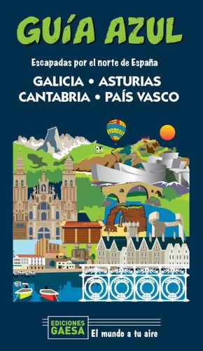 GALICIA, ASTURIAS, CANTABRIA Y PA¡S VASCO