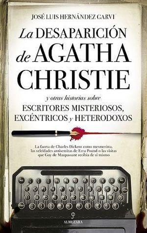 DESAPARICION DE AGATHA CHRISTIE, LA