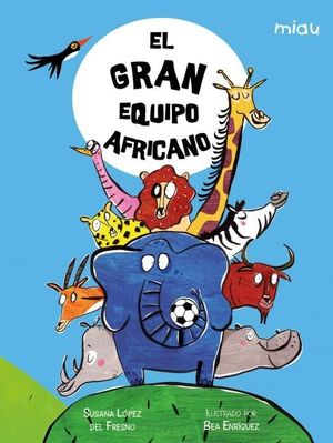 GRAN EQUIPO AFRICANO,EL