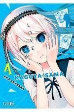 KAGUYA-SAMA: LOVE IS WAR 4