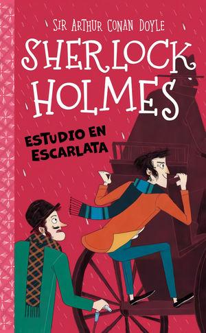 SHERLOCK HOLMES: ESTUDIO EN ESCARLATA