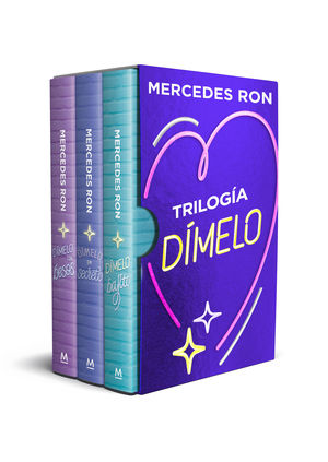ESTUCHE TRILOGIA DIMELO (PACK CON: DIMELO BAJITO  DIMELO EN SECRETO  DIMELO CO