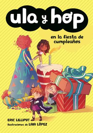 ULA Y HOP EN LA FIESTA DE CUMPLEA?OS