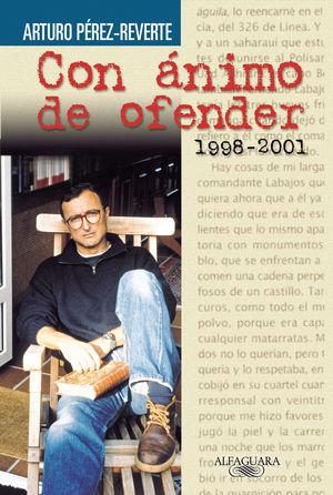 CON ANIMO DE OFENDER     1998-2001