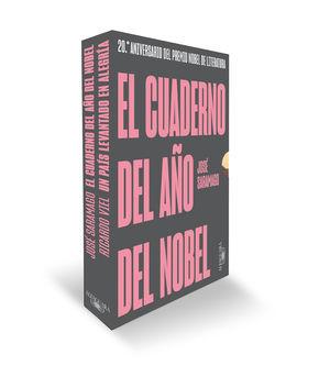 EL CUADERNO DEL AÑO NOBEL/UN PAIS LEVANTADO EN ALEGRÍA