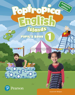 POPTROPICA ENGLISH ISLANDS 1 PUPIL´S PACK ANDALUCIA