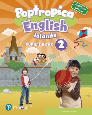 POPTROPICA ENGLISH ISLANDS 2 PUPUL´S PACK