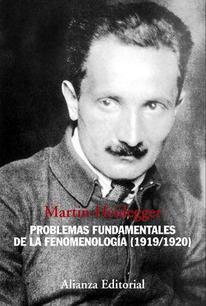PROBLEMAS FUNDAMENTALES DE LA FENOMENOLOGÍA (1919/1920)