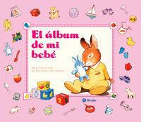 EL ALBUM DE MI BEBE (ROSA)