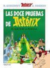 DOCE PRUEBAS DE ASTERIX ALBUM DE LA PELICULA