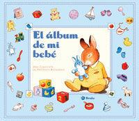 EL ALBUM DE MI BEBE (AZUL)