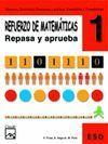 REFUERZO Y RECUPERACIÓN MATEMÁTICAS 1 ESO