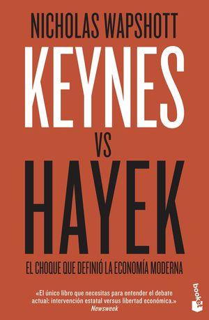 3437.KEYNES VS HAYEK.(DIVULGACION)