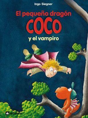 EL PEQUEÑO DRAGÓN COCO Y EL VAMPIRO