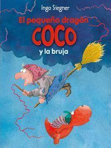 EL PEQUEÑO DRAGÓN COCO Y LA BRUJA