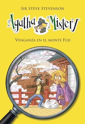 AGATHA MISTERY 24. VENGANZA EN EL MONTE FUJI