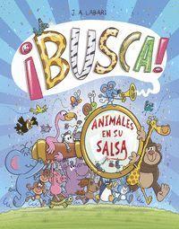 IBUSCA! ANIMALES EN SU SALSA